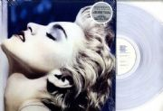 TRUE BLUE - 2019 LIMITED CRYSTAL CLEAR VINYL LP